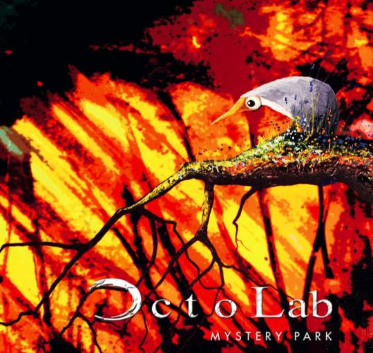 "Octolab - ""Mystery Park"" (Album-CD)"
